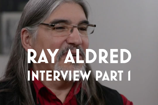 CHERYL WEBER INTERVIEWS RAY ALDRE - PART 1