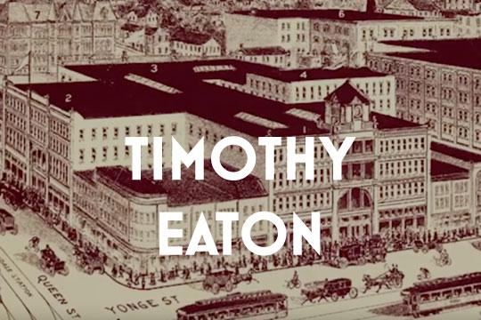 TIMOTHY EATON
